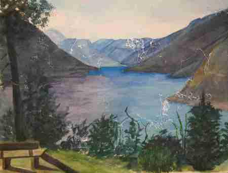 glacial-lake